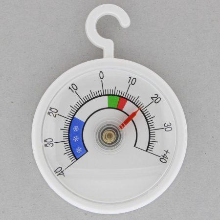 Analóg hűtőszekrény és fagyasztó hűtő hőmérő felragasztható