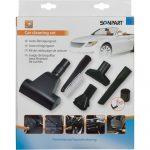 Tisztító készlet autóbelsőkhöz Uni 35 mm, 32 mm-es adapterrel