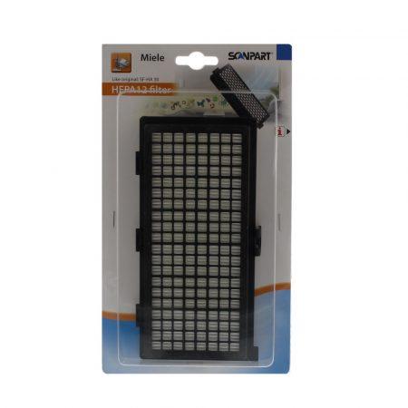 Aktiv HEPA szűrő, filter mint Miele S3 - S8 mint SF-HA30