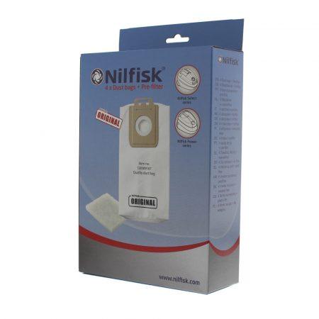 Porzsák Nilfisk Select és Power szériákhoz
