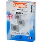 Porzsák CleanBag 183 PHI 3