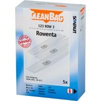 Porzsák CleanBag 123 ROW 3