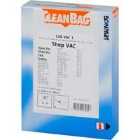 Porzsák CleanBag 120 VAC 1