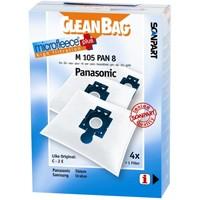 Porzsák Cleanbag M 105 PAN 8