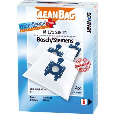 Porzsák CleanBag M 171 SIE 21