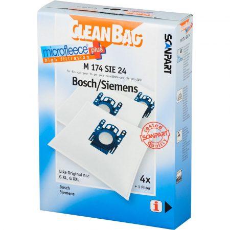 Porzsák CleanBag M 174 SIE 24
