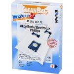 CleanBag 186 ELE 6 Porzsák (CleanBag)