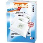 Porzsák CleanBag M 201 NIL 3