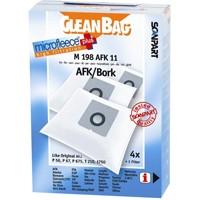 Porzsák Cleanbag M 198 AFK 11
