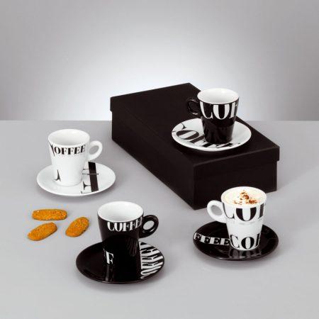 Cappuccino készlet 8 részes Cofee-style