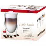 Thermo Latte Macchiato kávé duplafalú pohár 2 db-os