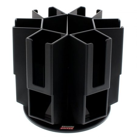 CapStore Roulette forgatható kávékapszulatartó állvány 6 X 10 db Nespresso kapszulához Tavola swiss