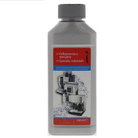 Vízkőoldó folyadék mint DeLonghi, Jura, Philips Saeco, Krups automata kávéfőző gépekhez 250ml
