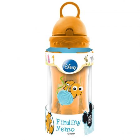 Pure Bottle Nemo narancs színű vízsszűrő kulacs 400 ml