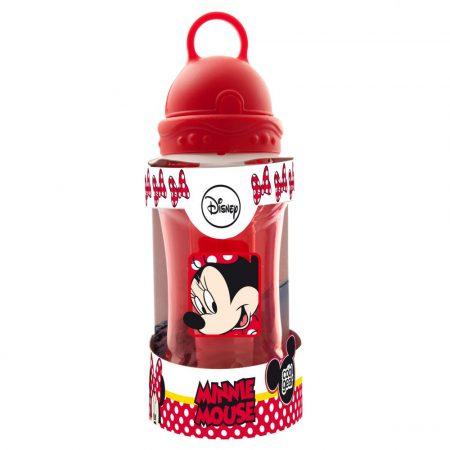 Pure Bottle Minnie piros színű vízszűrő kulacs 400 ml