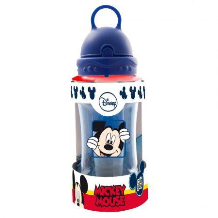 Pure Bottle Mickey kék színű vízszűrő kulacs 400 ml