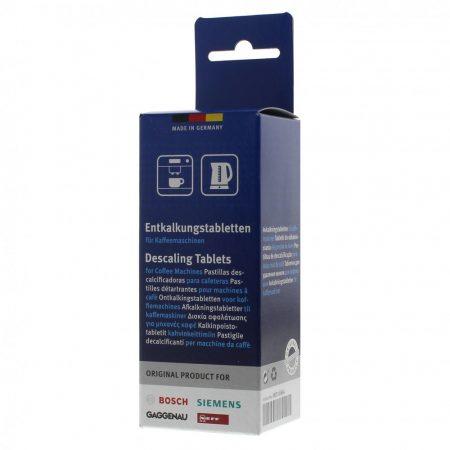 Bosch vízkőtelenítő tabletta 6 db
