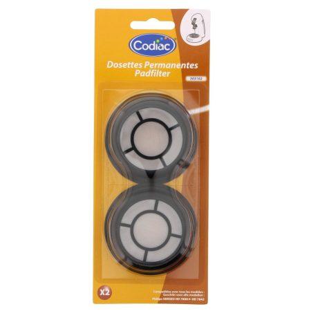 Philips Senseo HD 7810 7820 7840 utántölthető kávéfilter