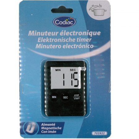 Konyhai időmérő, Digitális időzítő, Digitális visszaszámláló óra