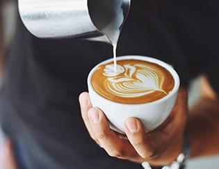 Kávézás, teázás